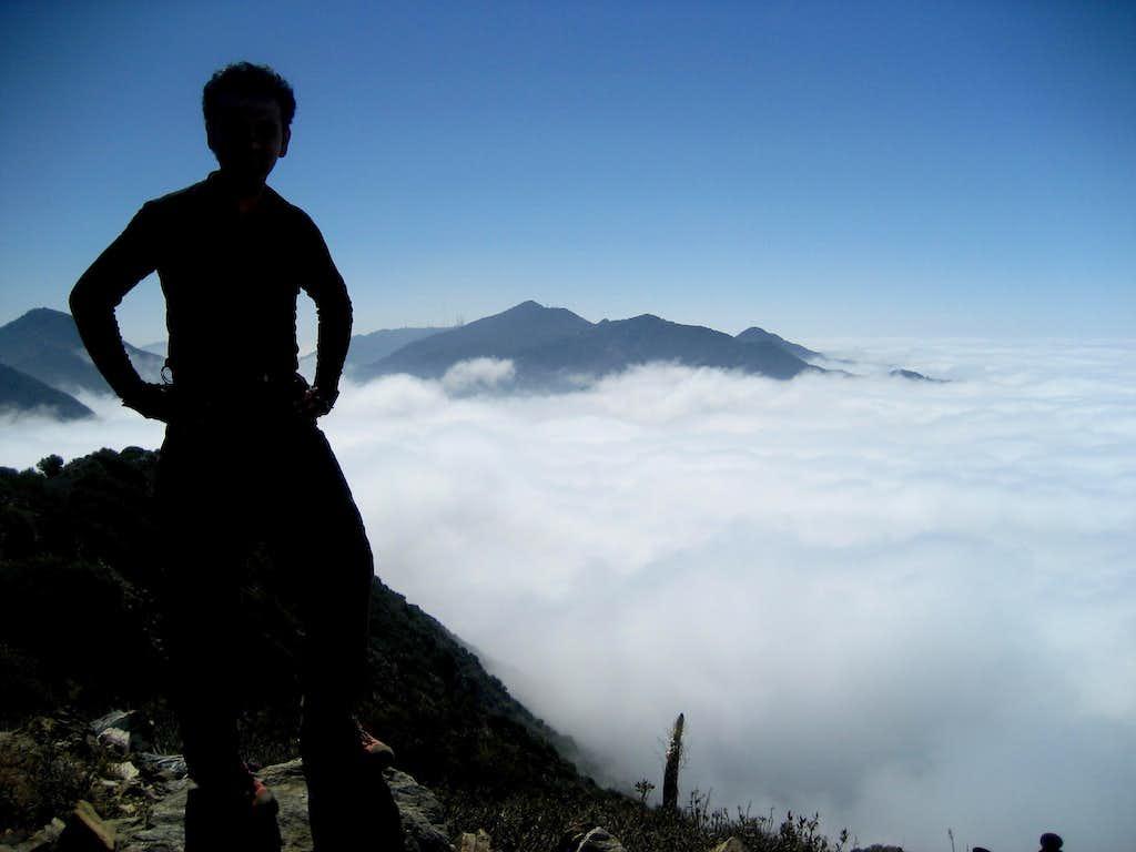 Mount Wilson from Josephine Peak