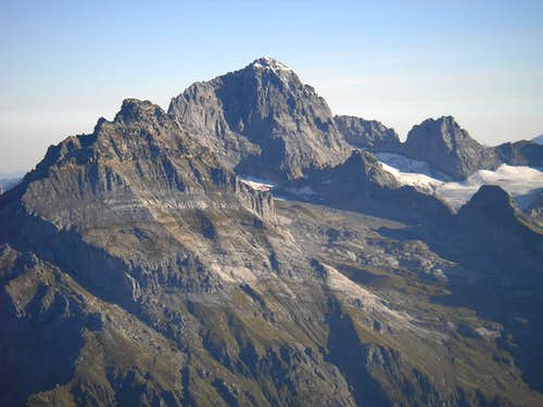 Gross Windgällen 3188m