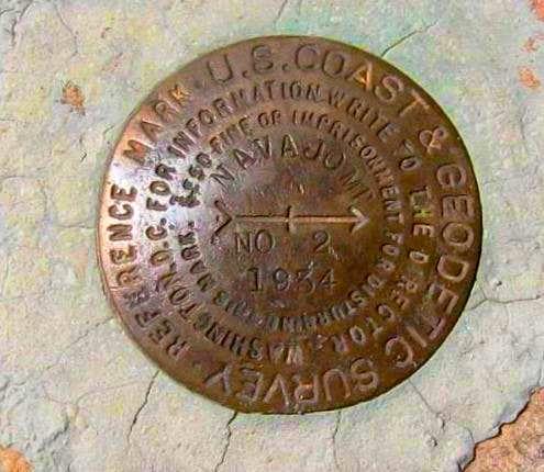 Navajo Mountain Witness Benchmark (UT)