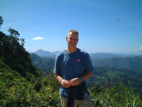 Joseph Villo at Mae Hong Son