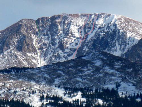 Pikes Peak?