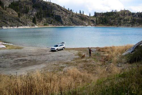 Omak Lake Basin