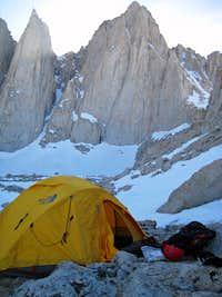 Base Camp below Whitney
