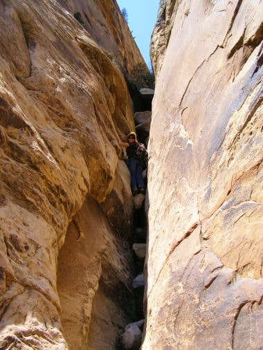 Via Juniper Canyon