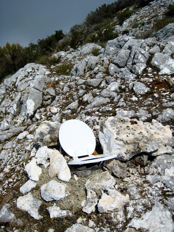 Pico Blanco Facilities