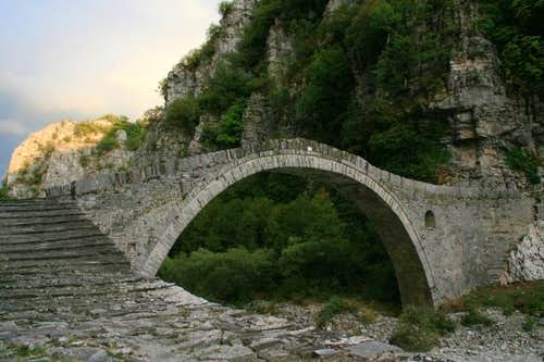 Stone bridge near Kippi village