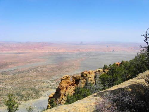 Kayenta is down there