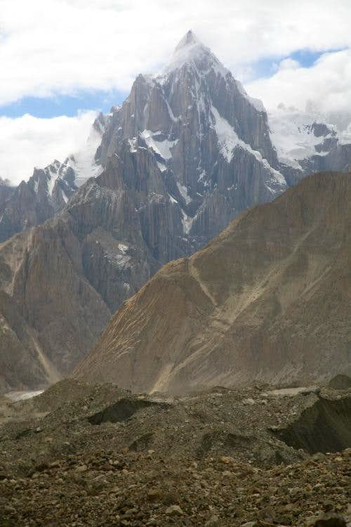 Payu Peak (6610-M), Karakoram, Pakistan