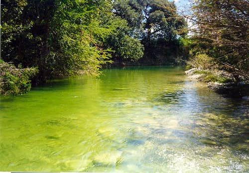West Verde Creek