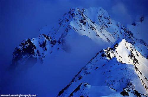 Albota Ridge, Transylvanian Alps