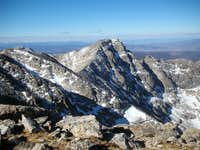 Mt Audubon to Paiute Peak
