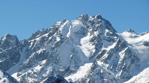 Mt Baimang 5429m (unclimbed)
