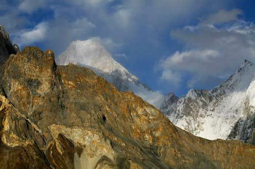 Gasherbrum-IV (7925-M), Karakoram, Pakistan
