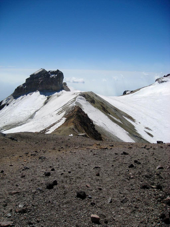 Ixta's Glacier