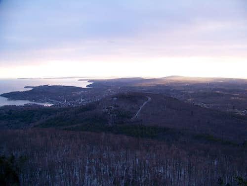 Mt. Megunticook