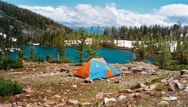Upper McCalla Lake