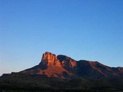 Guadalupe Dawn