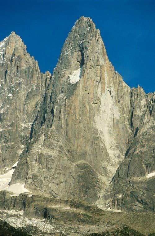 .Chamonix, Mont Blanc Range 2001