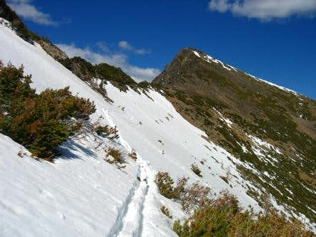 South Bowl traverse