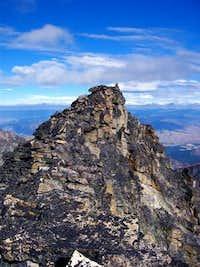 Lofty summit