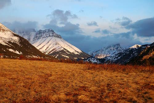 Waterton Sunrise