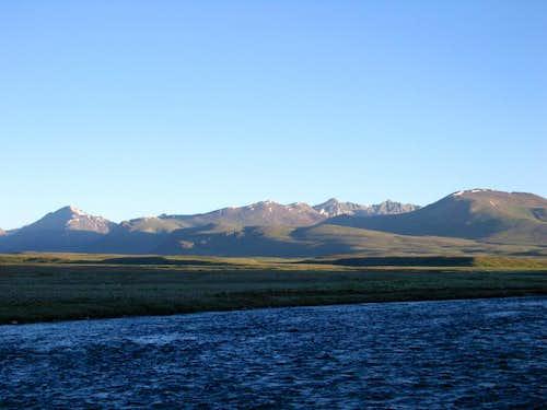 Deosai Plateau, North Pakistan