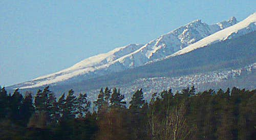 Predné Solisko (2093 m)