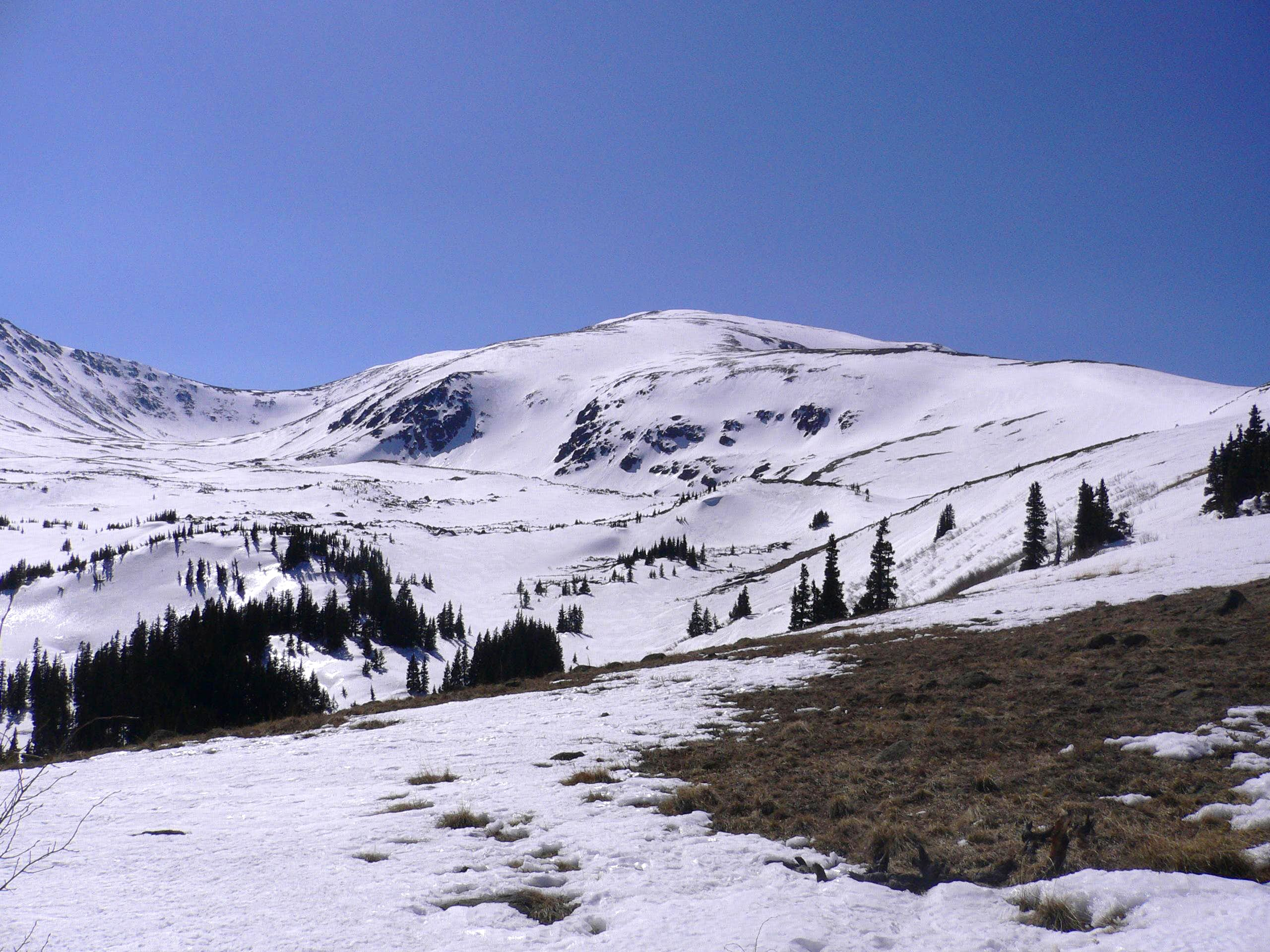 Mount Elbert - April 27, 2008