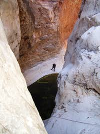 Silver Grotto Canyon