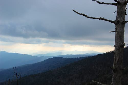Clingman s Dome