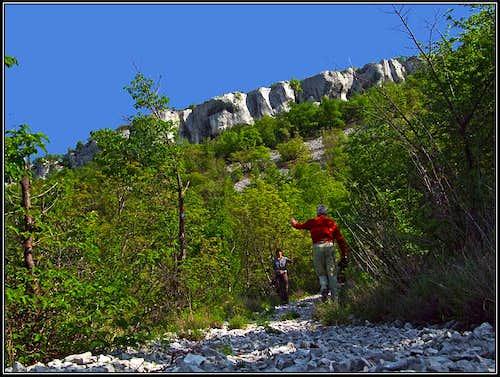Jacemica S ascent
