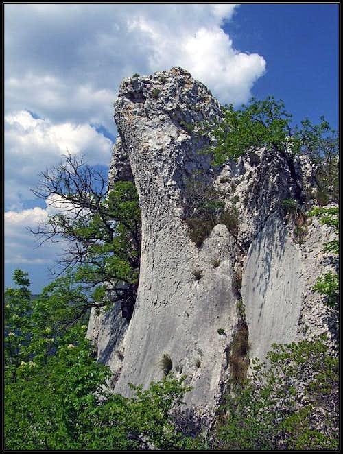 Jacemica cliffs
