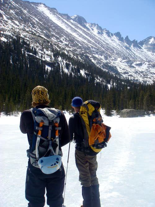 Jewel Lake Ice