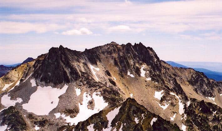 Cardinal Peak as viewed from...