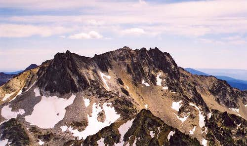 Cardinal Peak as viewed from...