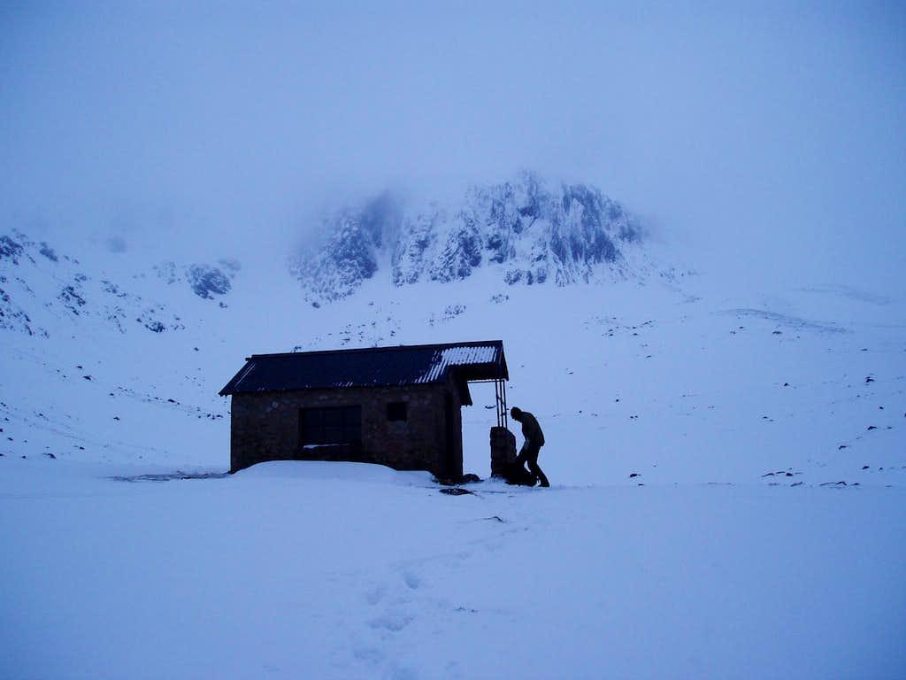 Hutchison hut