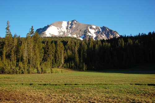 Lassen Peak from the south