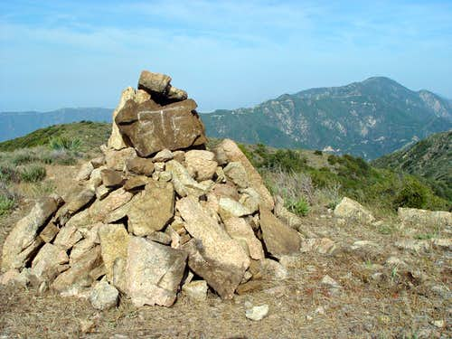 Brown Mountain Summit