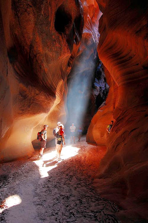 Buckskin and Paria Canyons