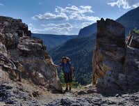 At the Notch, Philmont