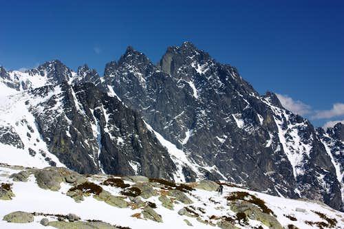 Prostredny Hrot - High Tatras