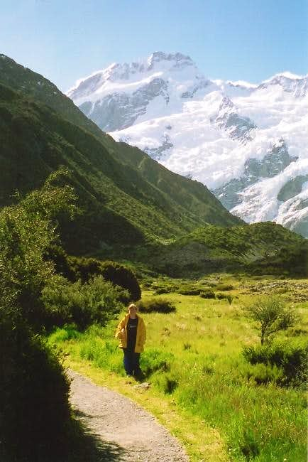 Mt Sefton, Mt. Cook National...