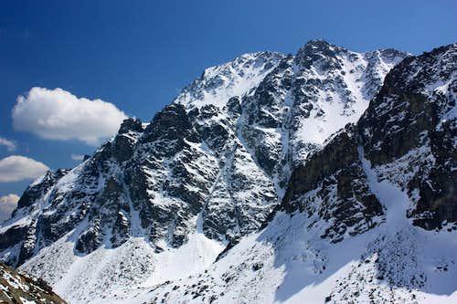 Slavkovsky Stit - High Tatras