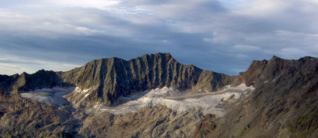 Tischlerspitze, 3.002m