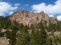 Shirttail Peak