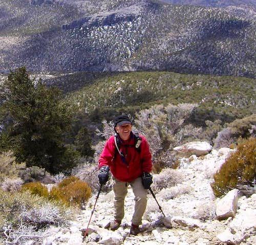 Swasey Peak in the Utah outback