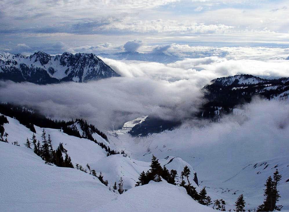 Rainier - Denali Prep in April