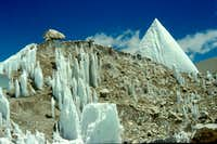 Nearby the Base Camp. Photo:...