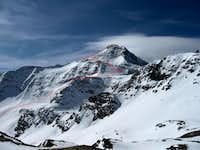 Boshorn winter way up