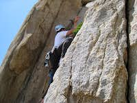 Climbing  #3 of Five Fingers